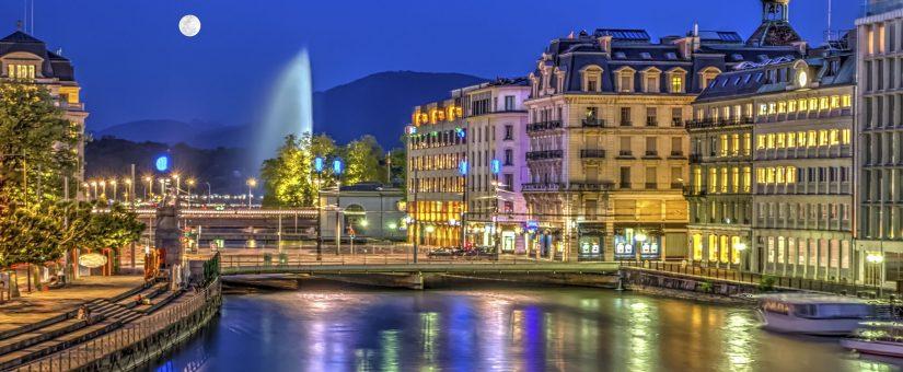 ISACA: Europe Leadership meeting, Geneva 18 -20. 10. 2019