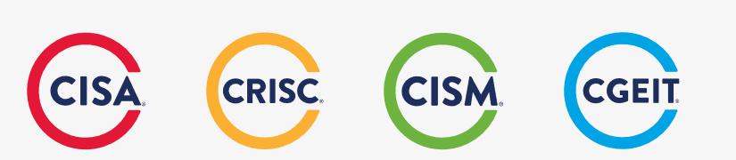V živo online preverjanja za izpite CISA, CISM, CGEIT in CRISC